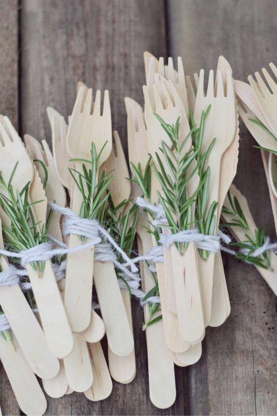 műanyagmentes esküvő